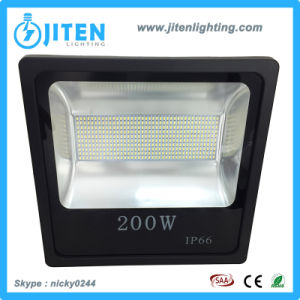 Exterior LED Flood Light 200W AC85-265V 20000lm PF>95 CRI>80 IP65 Water-Proof pictures & photos