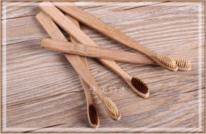 Eco-Friendly Biodegradable Bamboo Soft Bristles Toothbrush Oral Care pictures & photos