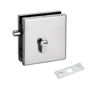 Ks-522A Door Hinge Patch Fitting Glass Door Lock pictures & photos