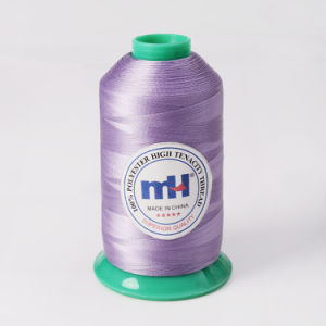 High Tenacity 150d/2 100% Polyester Sewing Threads pictures & photos