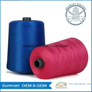 Textured Polyester Sewing Thread for Underwear/Overlocking 150d/1 pictures & photos