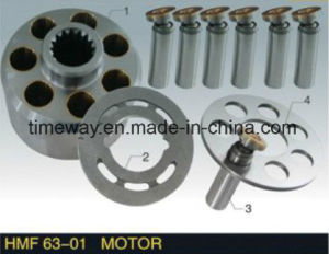 Replacement Hydraulic Motor Engine Parts Good Quality Linde Hmf63-01 Spare Parts pictures & photos