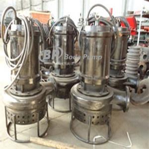 Vertical Submersible Slurry Pump (QZJ) pictures & photos