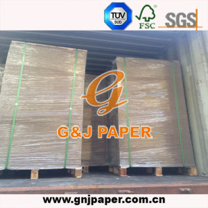 Superior Quality Waste Paper Pulp Single Grey Paper for Sale pictures & photos