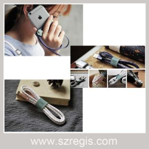 Mobile Phone Charge Cable for Apple and Android USB Cable pictures & photos