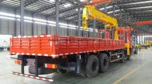 15 T Telescopic Crane 20 Meters Lorry Truck with Crane pictures & photos