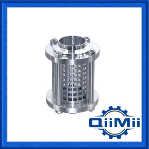 Sanitary Stainless Steel Sight Glass with Protective Cover pictures & photos
