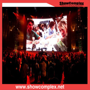 P3.9 Full Color Rental LED Display Screen for Stage pictures & photos