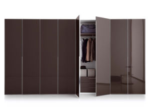 High Gloss Wardrobe Factory Price pictures & photos