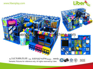 New Design Kids Play Area Children Indoor Playground Equipment pictures & photos