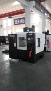 CNC Vertical Machining Center Vmc (XH714) pictures & photos