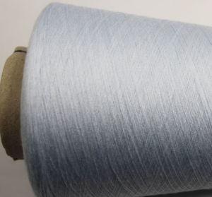Rayon Silk Melange Yarn 100% Moisture Staple Spun Silk Yarn pictures & photos