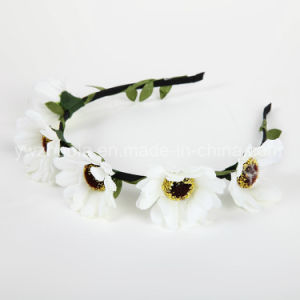 Children Colorful Flower Headband Factory pictures & photos