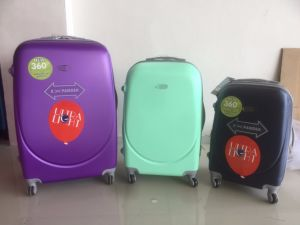 100% New ABS Material Luggage, Ready Goods pictures & photos
