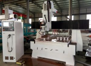 Cheap CNC Milling Machine 4 Axis 3D 180 Degree Rotate Head pictures & photos