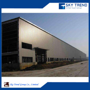 High Quality Auto Prefab 4s Shop Steel Structure pictures & photos