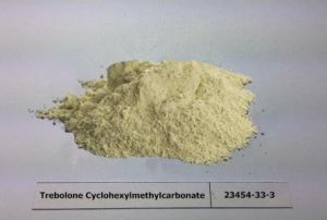 High Quality Parabolan Trenbolone Cyclohexylmethylcarbonate Powder CAS No: 23454-33-3 pictures & photos