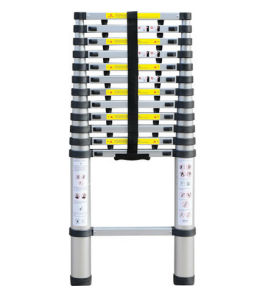 Extendable Telescopic Ladder Finger Protection System pictures & photos