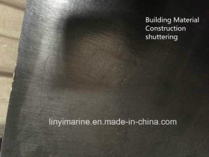 Film Faced Plywood Eucalyptus Core for Construction BB/CC WBP 6.5-25mm pictures & photos