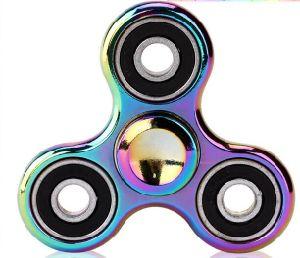 EDC Fidget Spinner R188 Aluminum Alloy Finger Toy Focus Adhd Autism pictures & photos