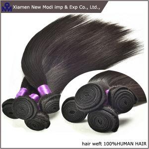 100% Virgin Hair Weft Brazilian Human Hair