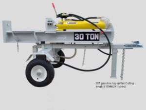 Horizontal/Vertical Type Log Splitter with 4.5 Inch Cylinder pictures & photos