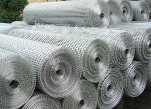 Security Galvanized Wire Mesh Roll