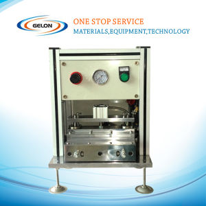 Compact Top Side Sealing Machine as Lithium Battery Equipment pictures & photos