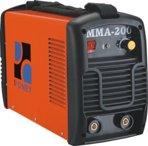MMA DC Inverter Welding Machine (MMA-5160/5180/5200) pictures & photos