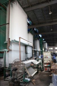 Alkali-Resistant Fiberglass Grid Mesh Machine Line pictures & photos
