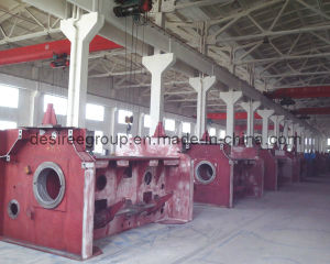 China Desiree Car Bus Truck Tyre Press Machine for Sale