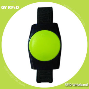 PC Material RF Wristband pictures & photos