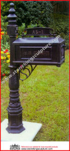 Forged Iron Mailboxes, Letter Boxes (SK-5671) pictures & photos