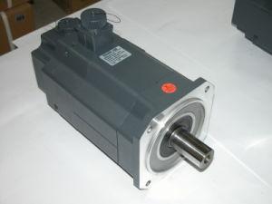 Full digital permanent magnet servo motor for plastic machine