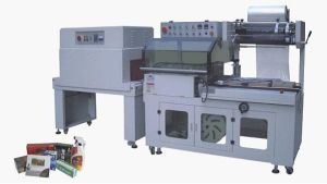 Automatic L Type Shrink Packing Machine (BTA-450+Bm-500) pictures & photos