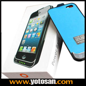 2200mAh External Backup Battery Power Case for iPhone 5 5s pictures & photos