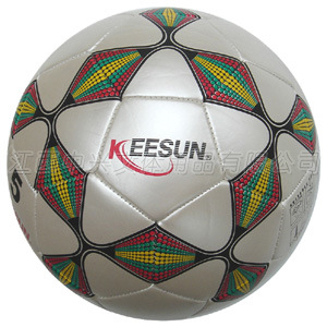 Machine Stitched with 32panels PU Soccer Ball/Football (SM4004) pictures & photos