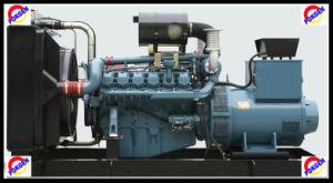 160kw/200kVA Cummins Silent Diesel Generator Set