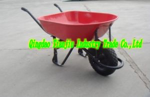 Wheelbarrow Wb7400j 100L for South America pictures & photos