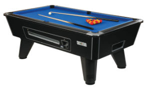 American-Style Coin-Operated Pool Table (NC-BT09) pictures & photos