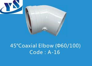 45 Degree Coaxial Elbow (A-16)