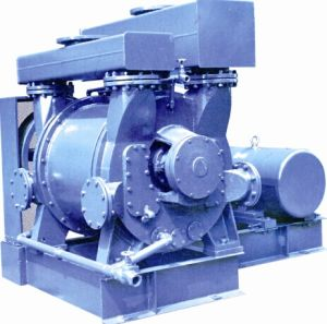 Water Ring Vacuum Pump with SGS Certificate pictures & photos
