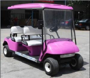 Four Seats Golf Car