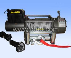 4WD Winch (LD15000) pictures & photos