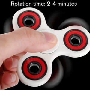 The Three Leaf for Spinner Toy Hand Spinner With Retail packaging Rotation Time 90 Seconds pictures & photos