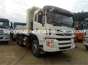 Sinotruk Cdw 375HP 6X4 Dump Truck for Sale pictures & photos