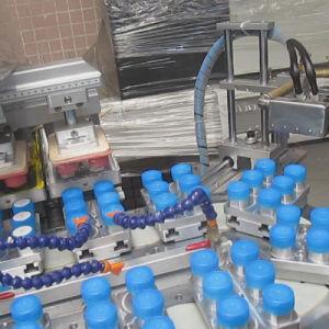 Automatic Beverage Cap Pad Printing Machine pictures & photos