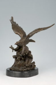 Bronze Sculpture Animal Statue (HYA-1079)