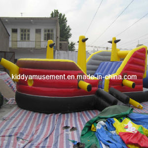 Inflatable Pirate Ship for Amusement Park pictures & photos