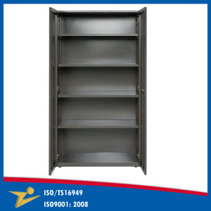 High Quality Custom Book Shelf Storage Cabinet Made in China pictures & photos
